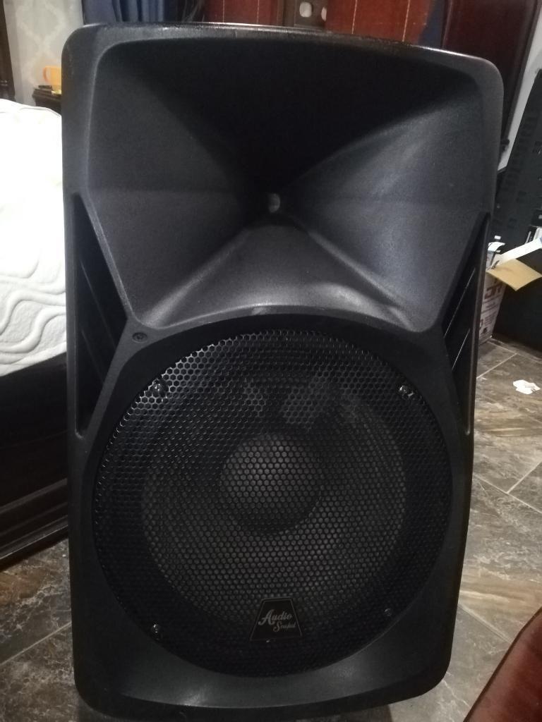 Cabina Activa Audio Sound As-