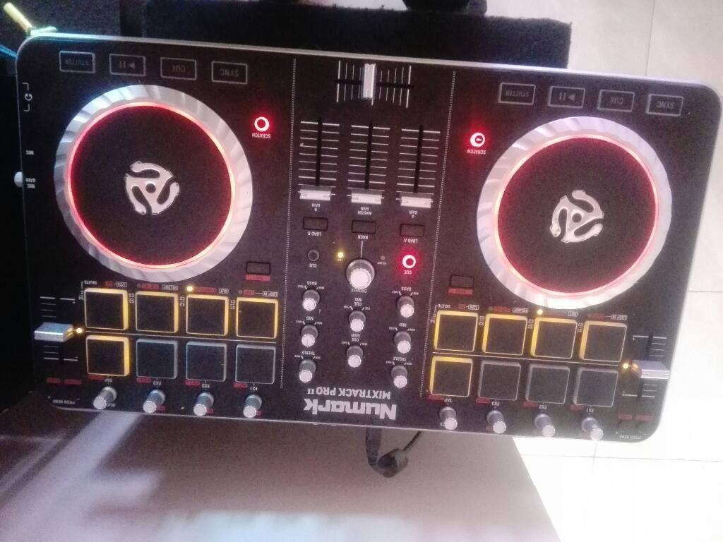 Controladora Niumark Mixtra Pro Ll