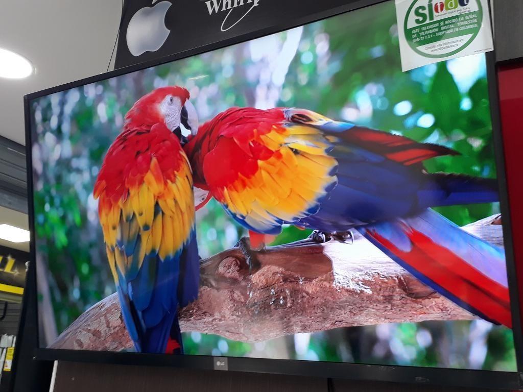 Tv Lg Smart Full Hd de 55 Pulgadas