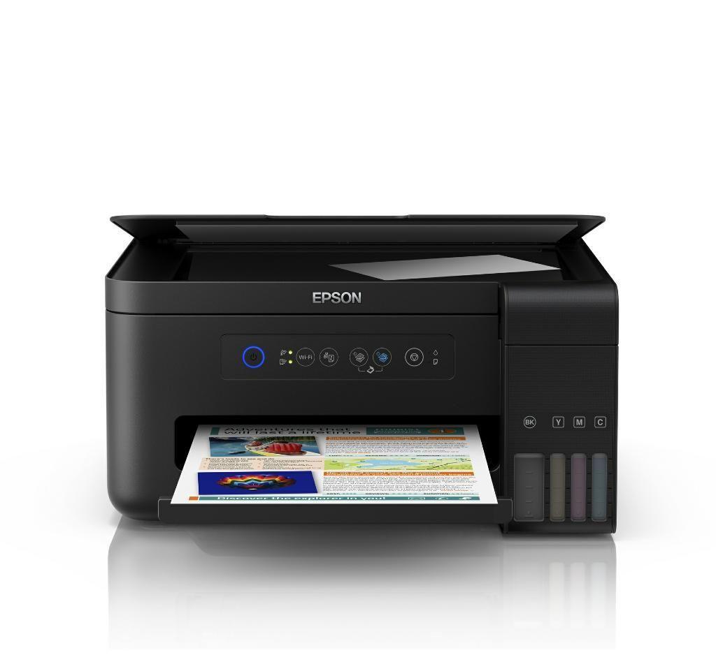 Impresora Epson Tinta Continua
