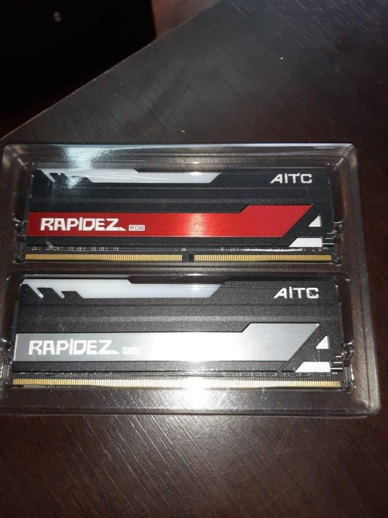 Memoria Ram Gamers DDR4 AITC 8 GB