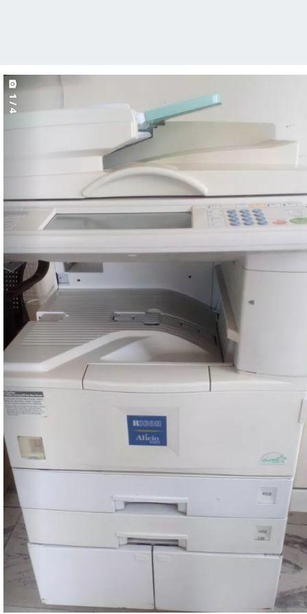 Vendo 2 fotocopiadoras multifuncional: una para repuestos y