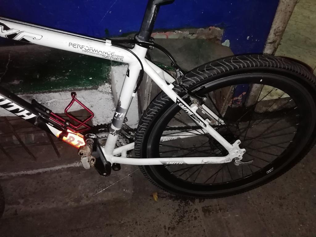 Bicicleta Todoterreno en Aluminio # 26