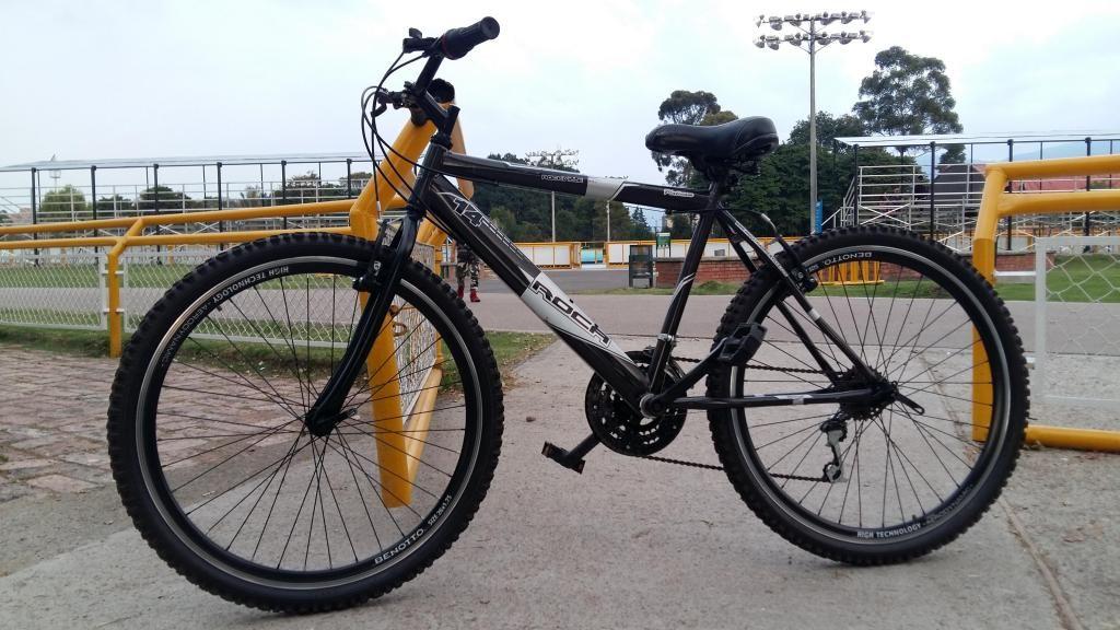 Bicicleta todo terreno con factura, rin 26 doble pared,