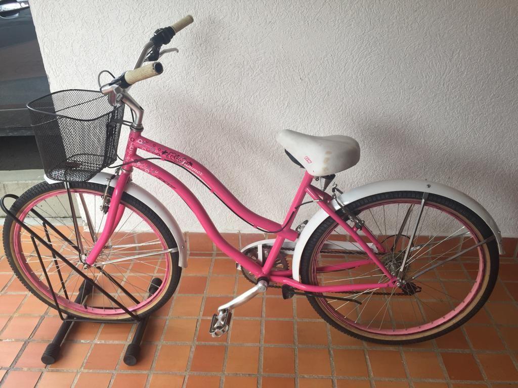 bicicleta GW playera
