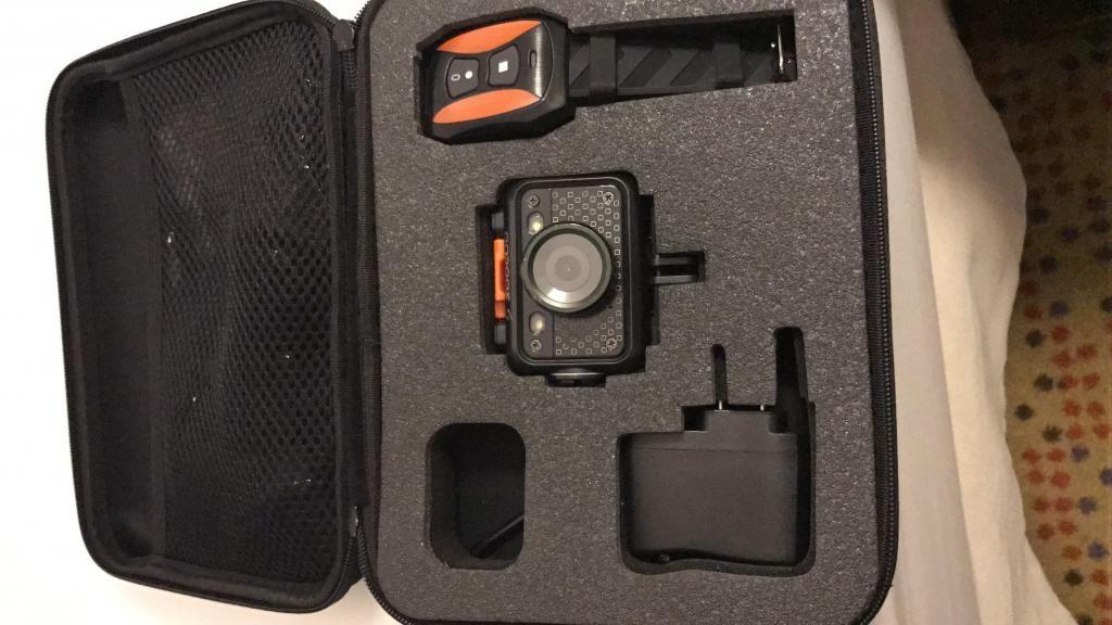 Camara tipo GoPro HD sumergible y control remoto