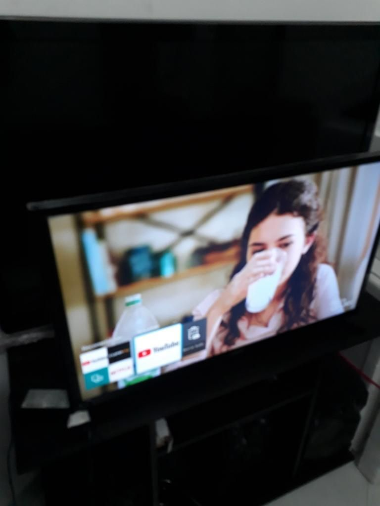 Smart Tv Samsung 32 Pulgadas Tdt