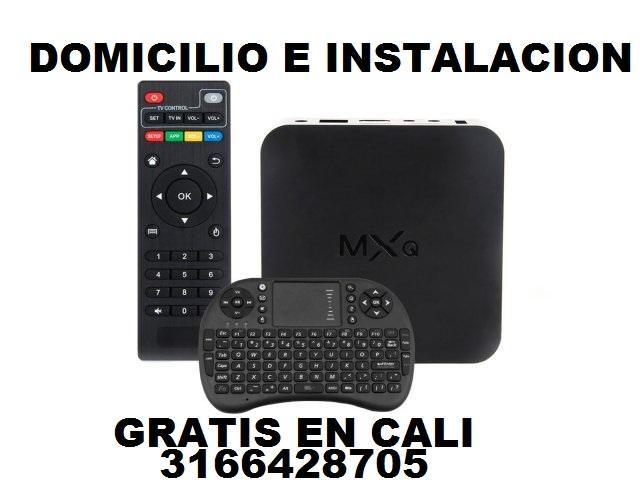 TECLADO TV BOX con DOMICILIO e INSTALACIÓN GRATIS en Cali