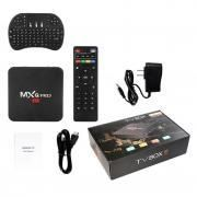 Tv Box Android TV X96 Mini 4K 2GB/16GB Android 7.1 Mini