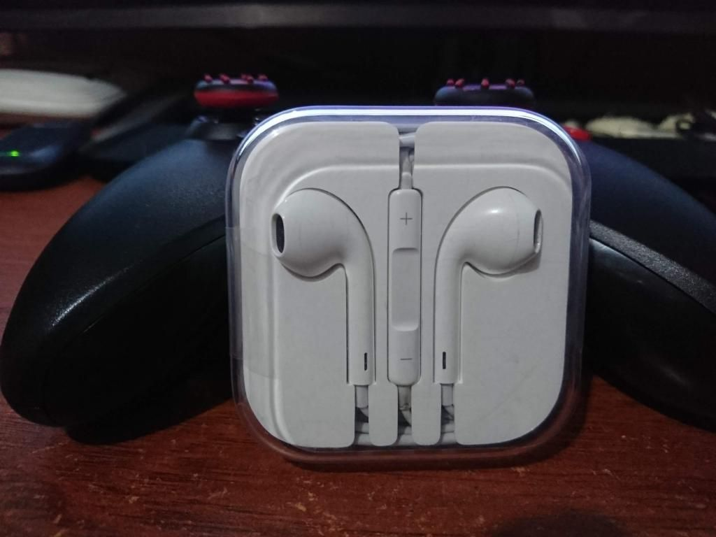 Vendo earpods originales iphone apple