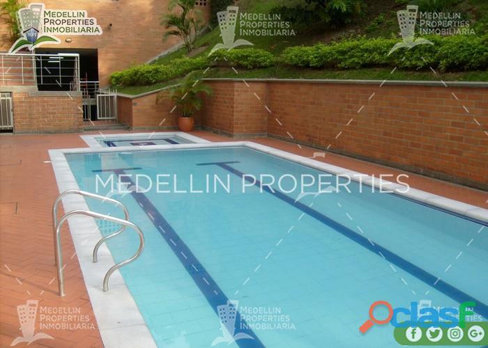 Apartamentos Amoblados Para Alquilar en Medellín Cód: 4060
