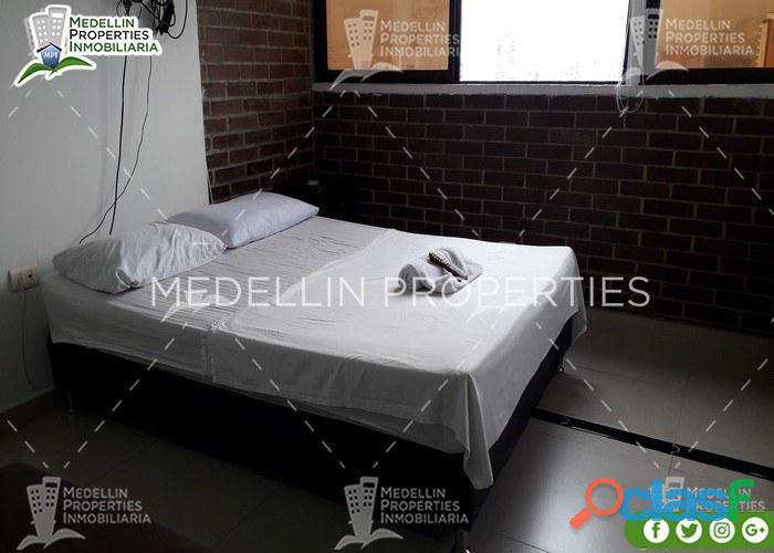 Apartamentos Amoblados en Alquiler en Medellin Cod: 5060