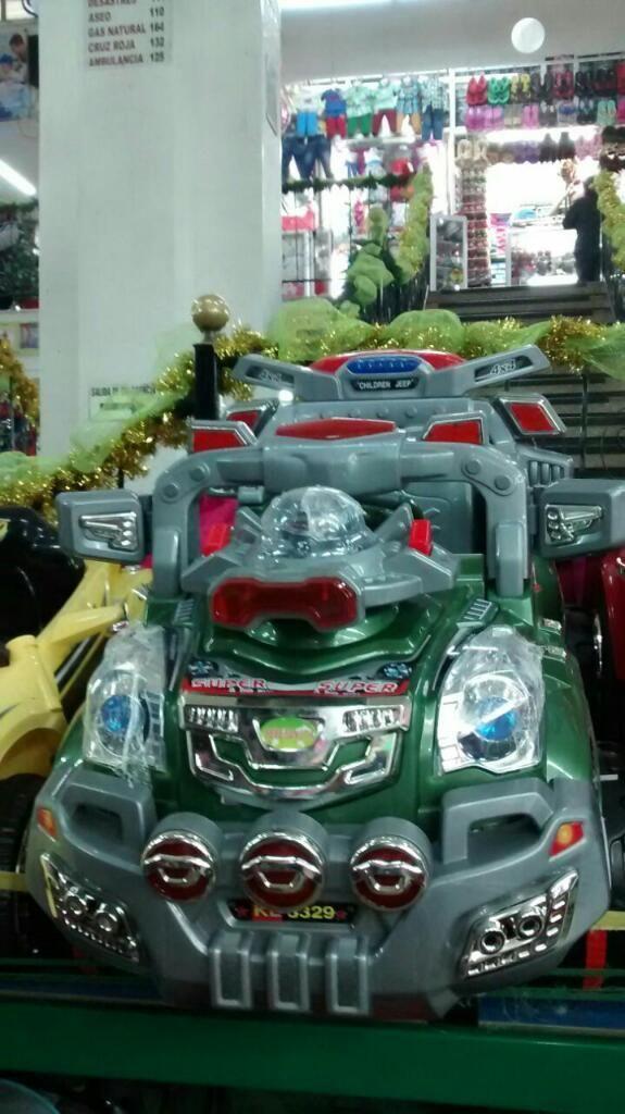 Carro Montable para Niños Control Remoto