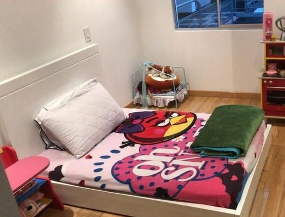 Espectacular cama en madera