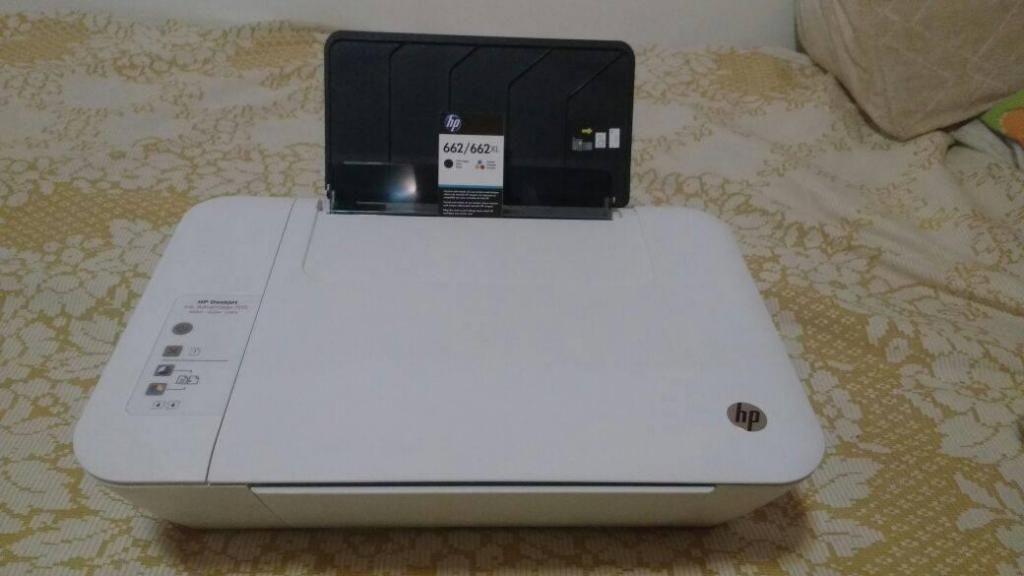 Nueva Impresora Hp Deskjet Ink Advantage