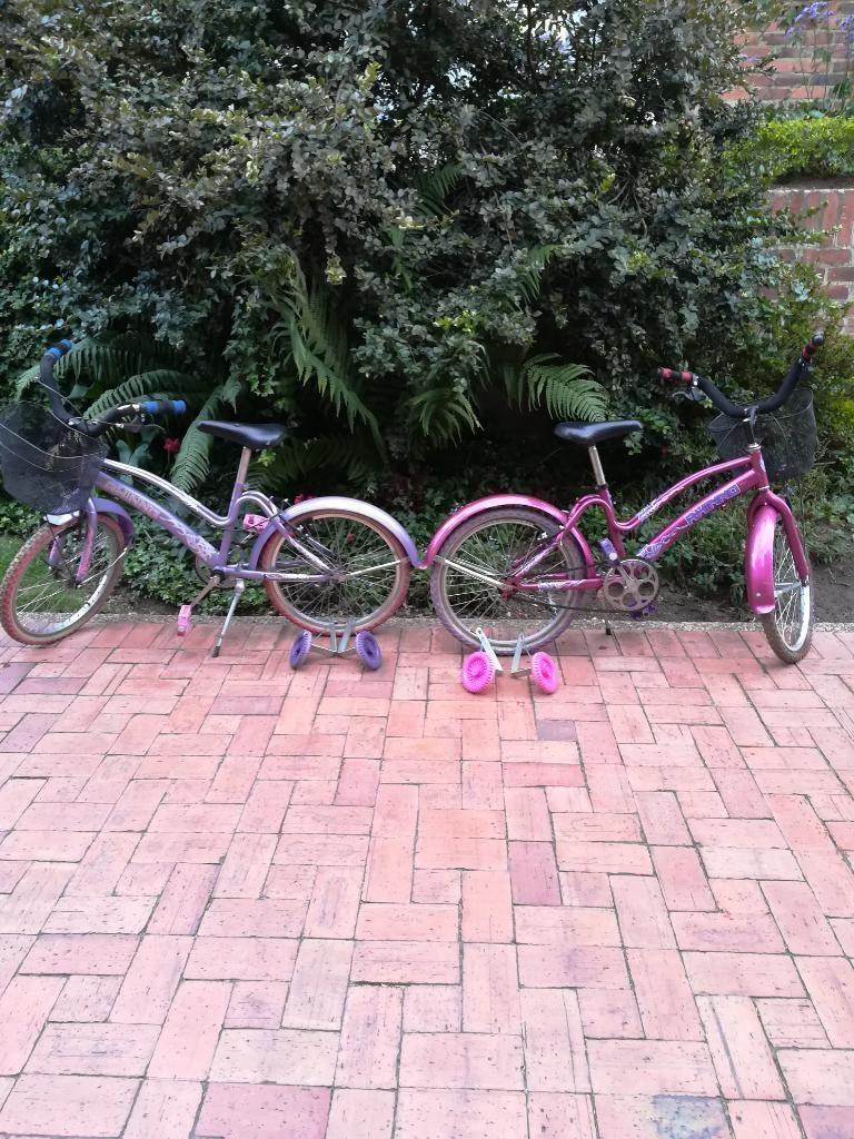 2 Bicicletas para Niña