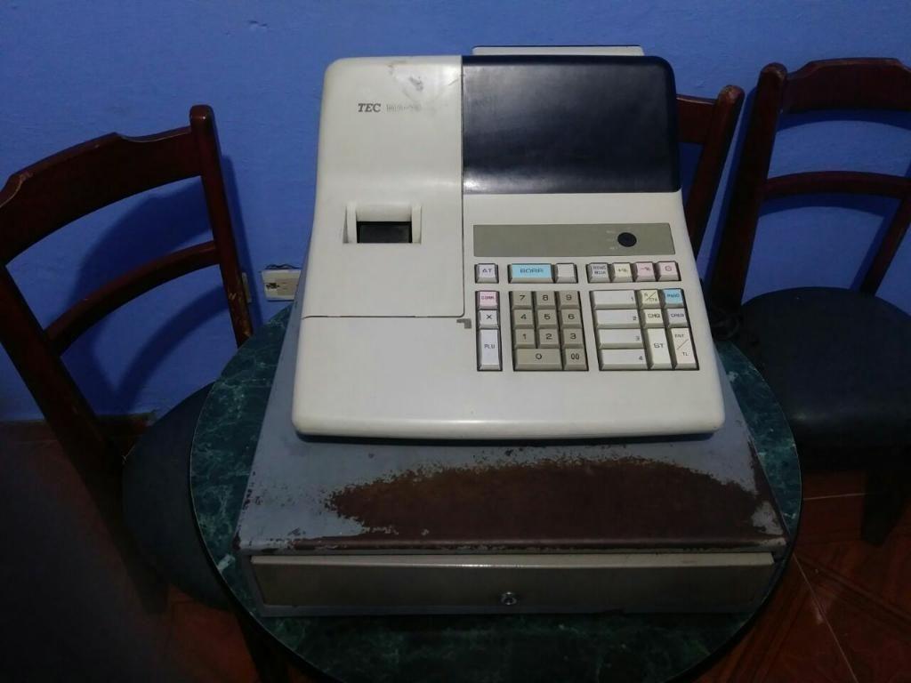 Maquina Registradora de Segunda Mano