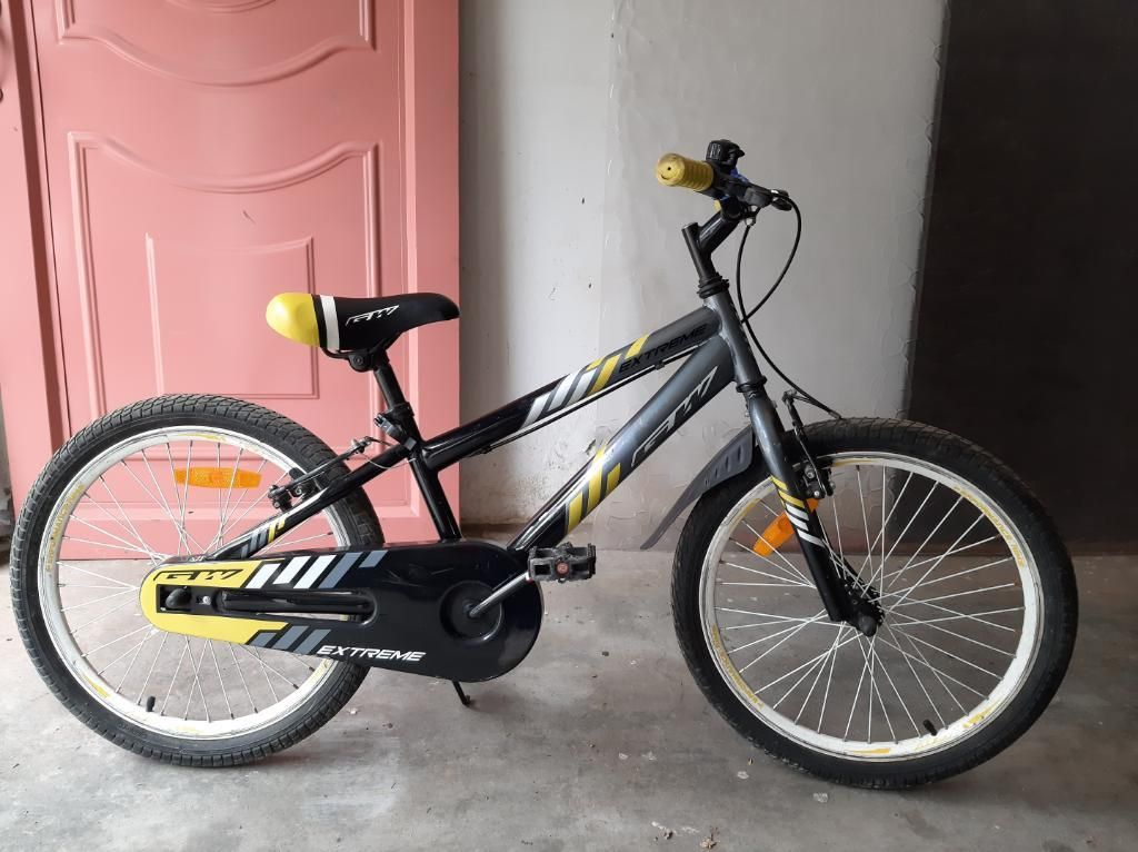 Bicicleta Gw en Excelente Estado