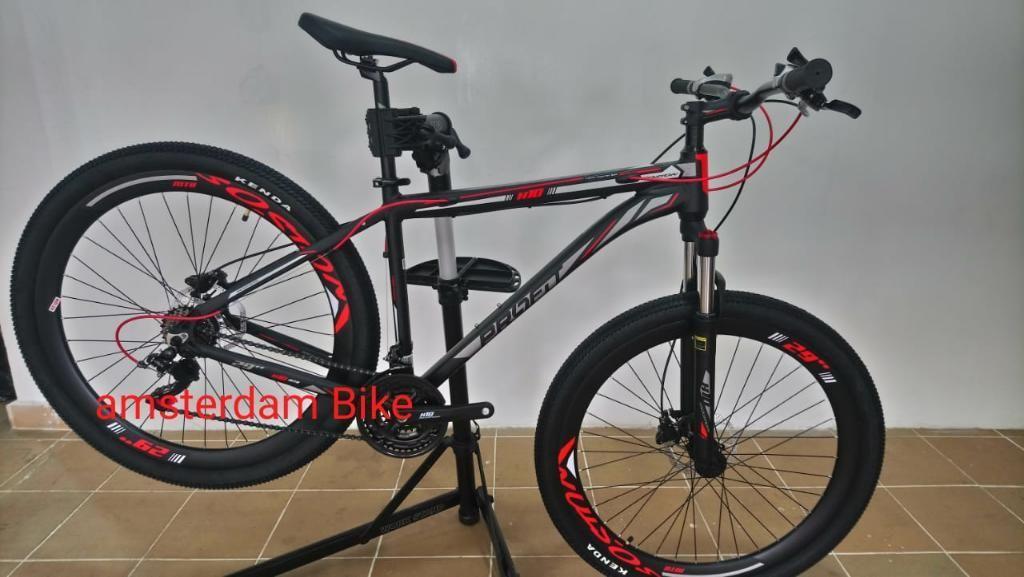 Bicicleta Optimus Profit X10 Hidrahulica