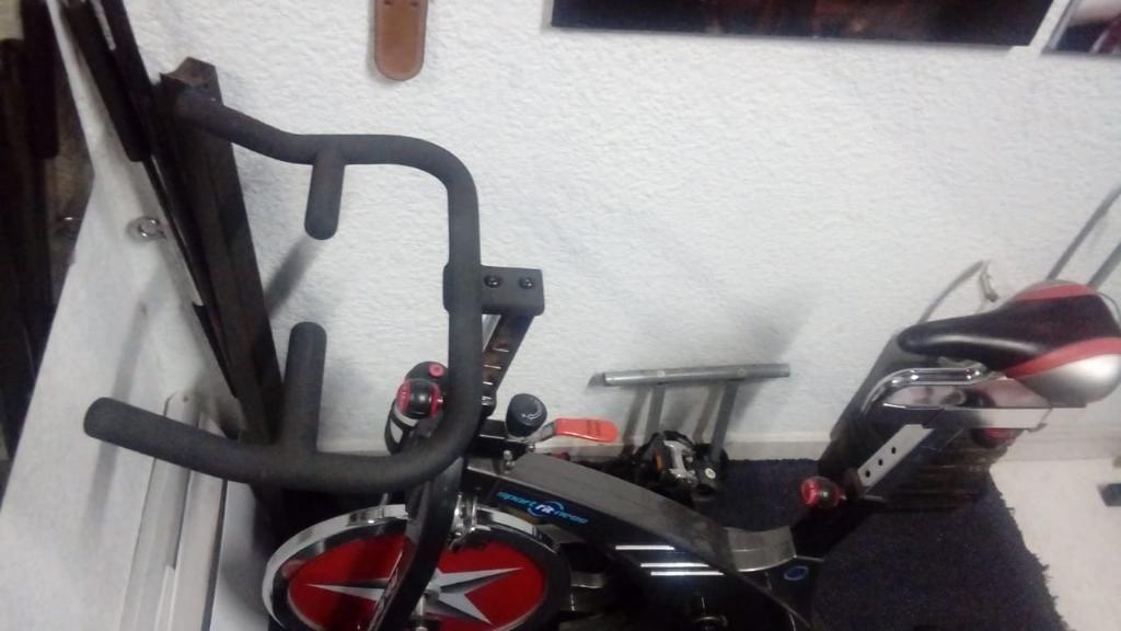 Bicicleta de Spining. Marca Fitness Perf