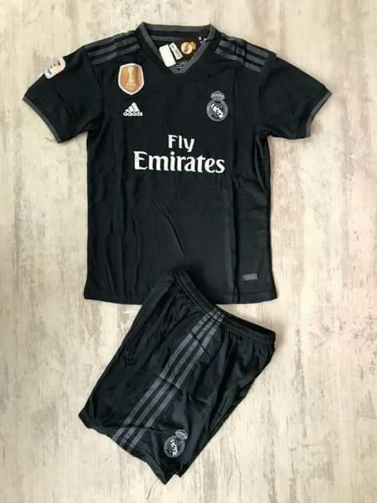 Camiseta Y Pantaloneta Real Madrid