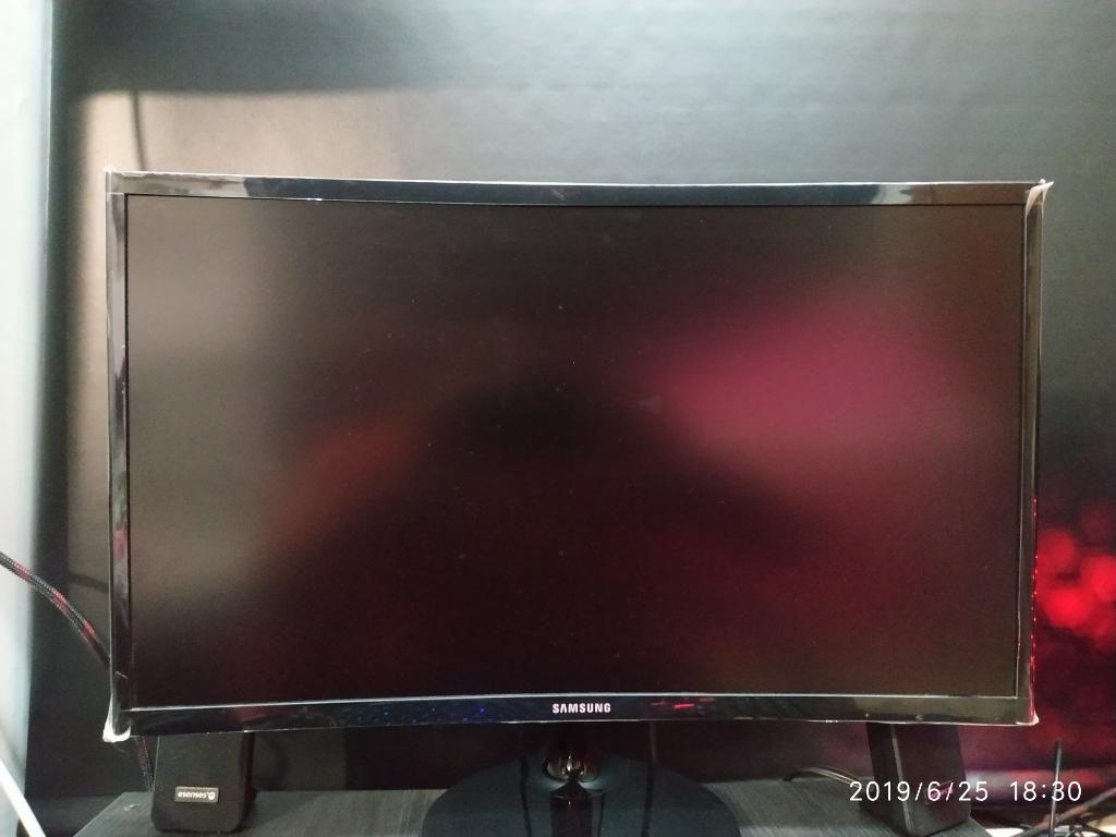 Monitor Pc Samsung Curvo 24 Pulgadas