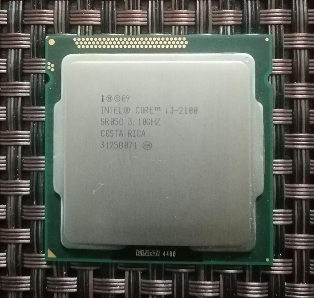 Procesador Intel Core I Ghz 3 Mb Cache Socket