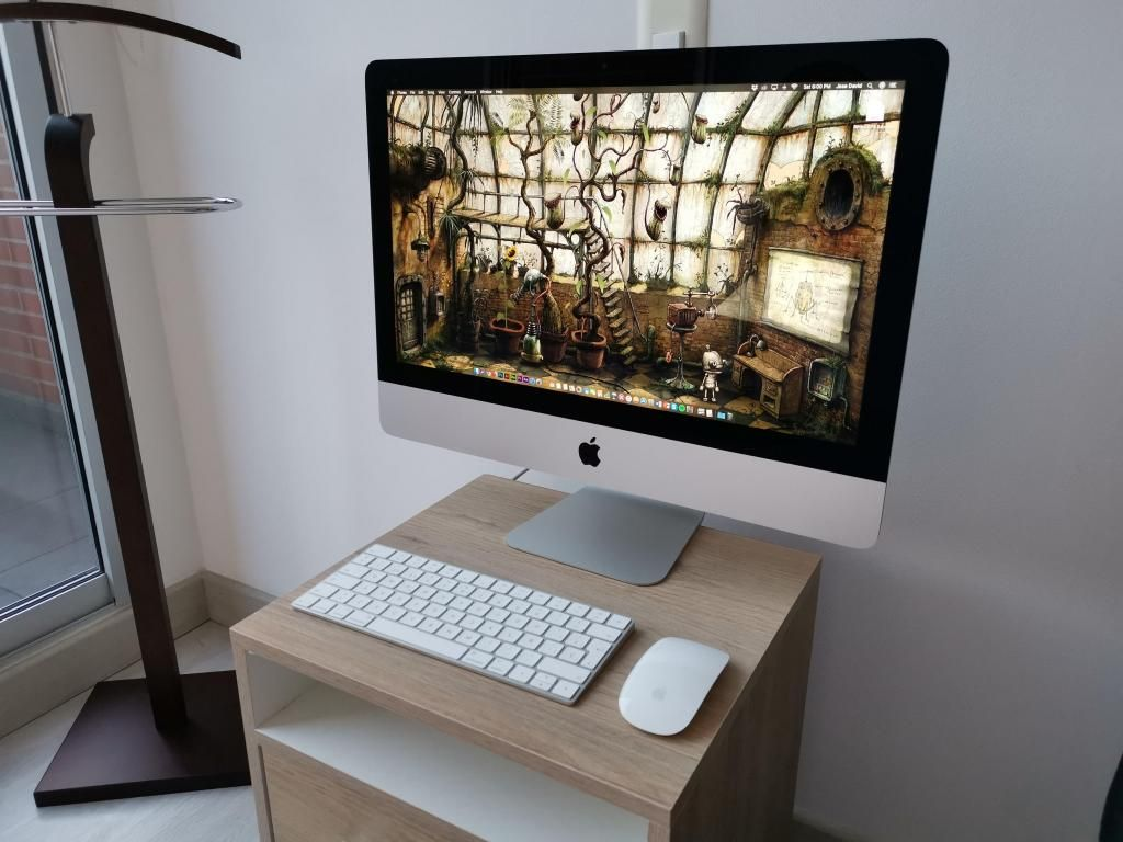 iMac 21.5 Late , Core I5, Disco 1TB, Como Nuevo
