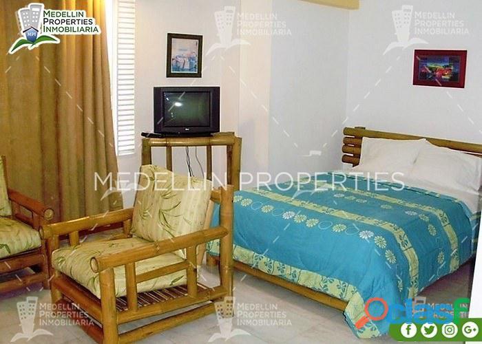 Apartamentos Amoblados Por Mes en Medellín Cód: 4157