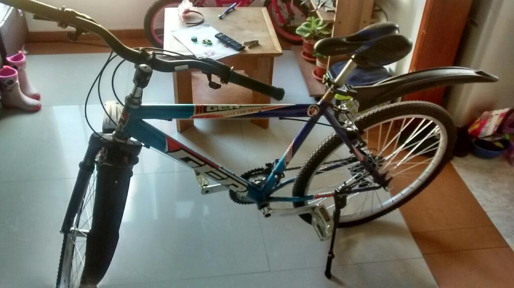 Bicicleta Todo Terreno Rin 26 Full Estad