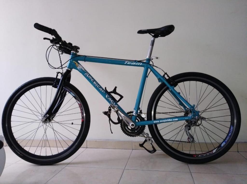 Bicicleta _ Montañera Marco en Aluminio
