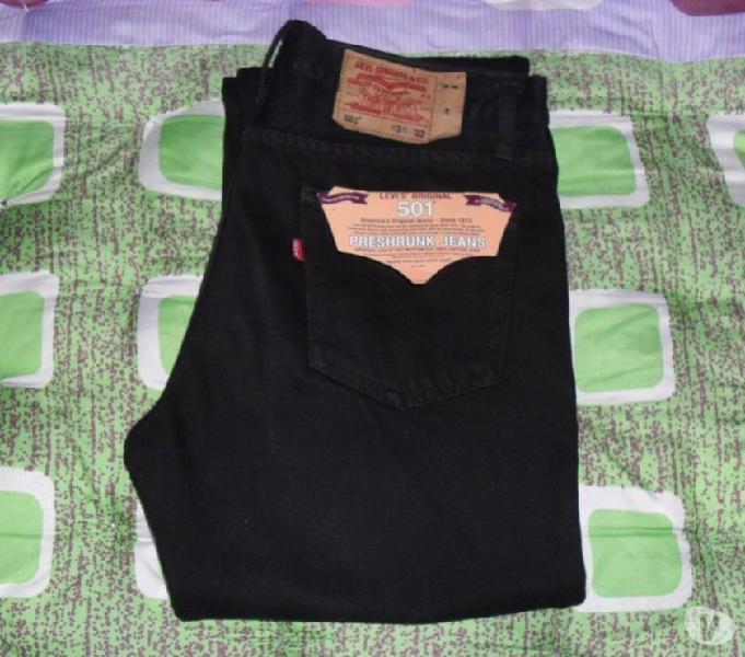 Black jean levis y todos los colores HOMBRE