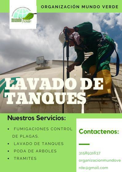 EMPRESA CERTIFICADA OFRECE SERVICIOS DE LAVADO Y