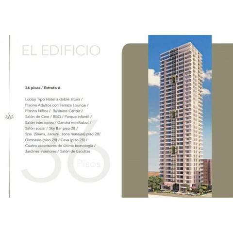 Proyecto de Apartamento En Ventas Barranquilla El Golf