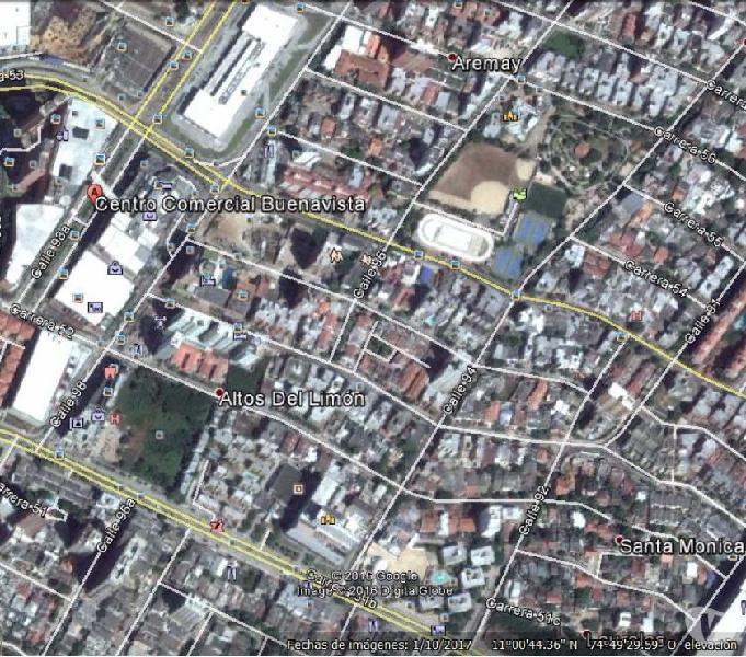 SE VENDE LOTE DE 520 MT2 ALTOS DE RIO MAR ESTRATO 6