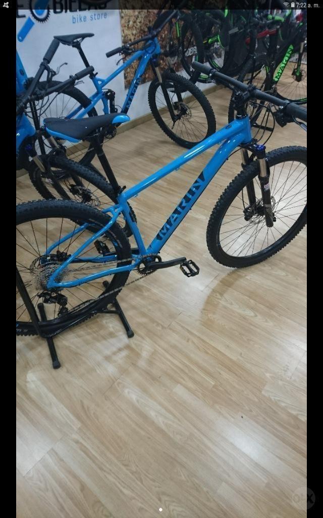 Se Vende O Cambia Bicicleta Marin