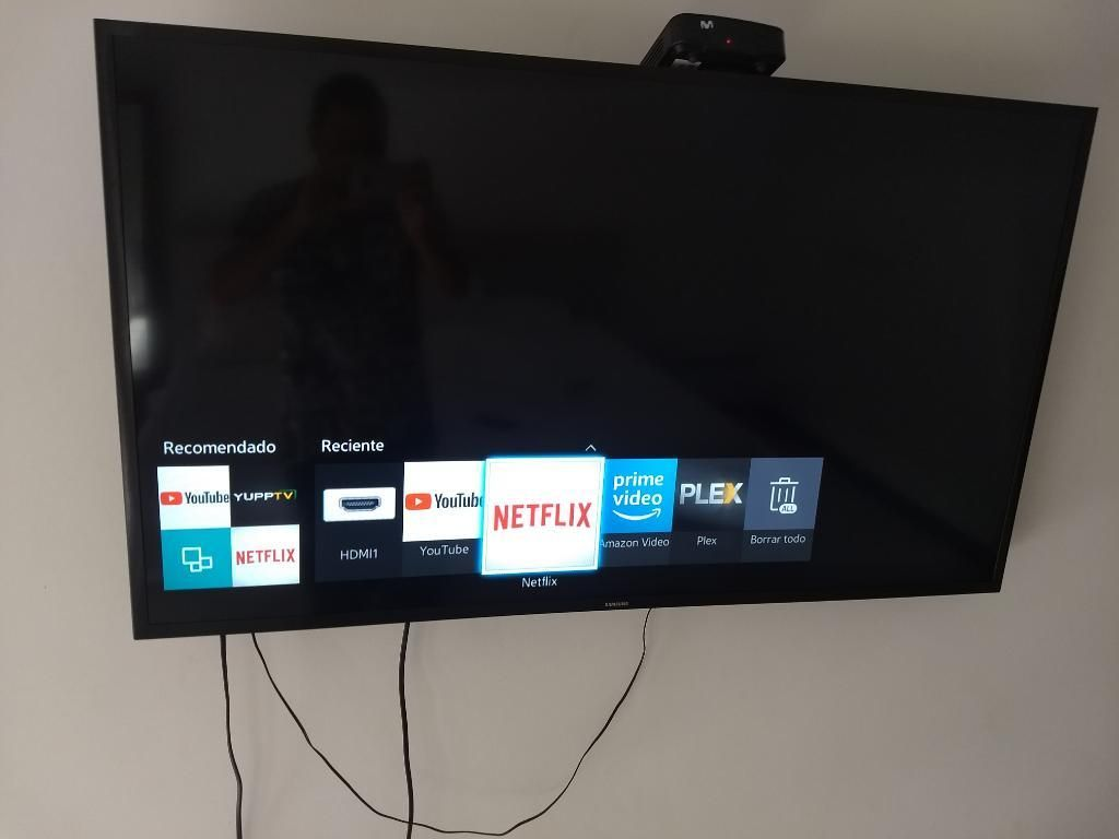 Televisor Samsung 49 Pulgadas Smart Tv!!