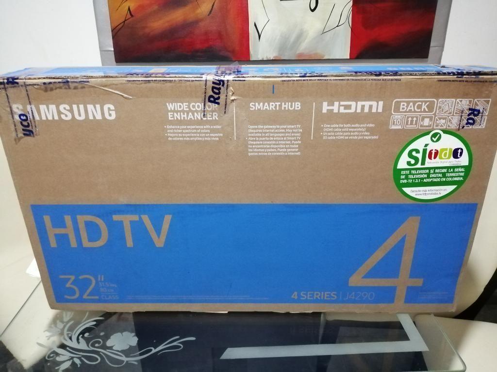 Tv Samsung Smart Tv Nuevo de 32 Pulgadas