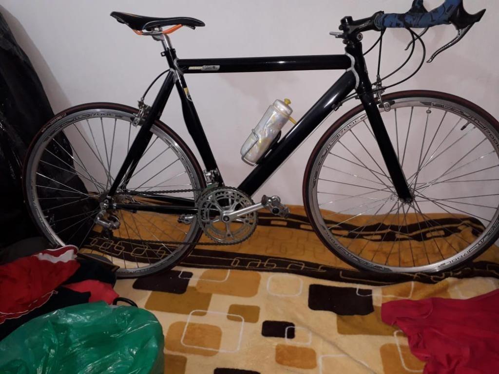Vendo Bici Ruta en Aluminio
