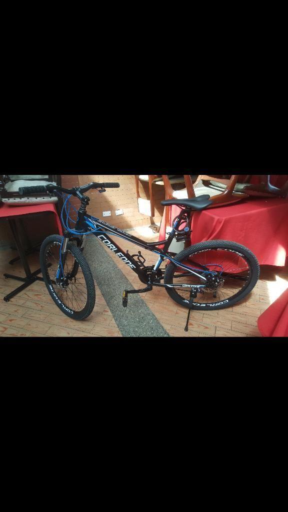 Vendo Bicicleta Marco Aluminio