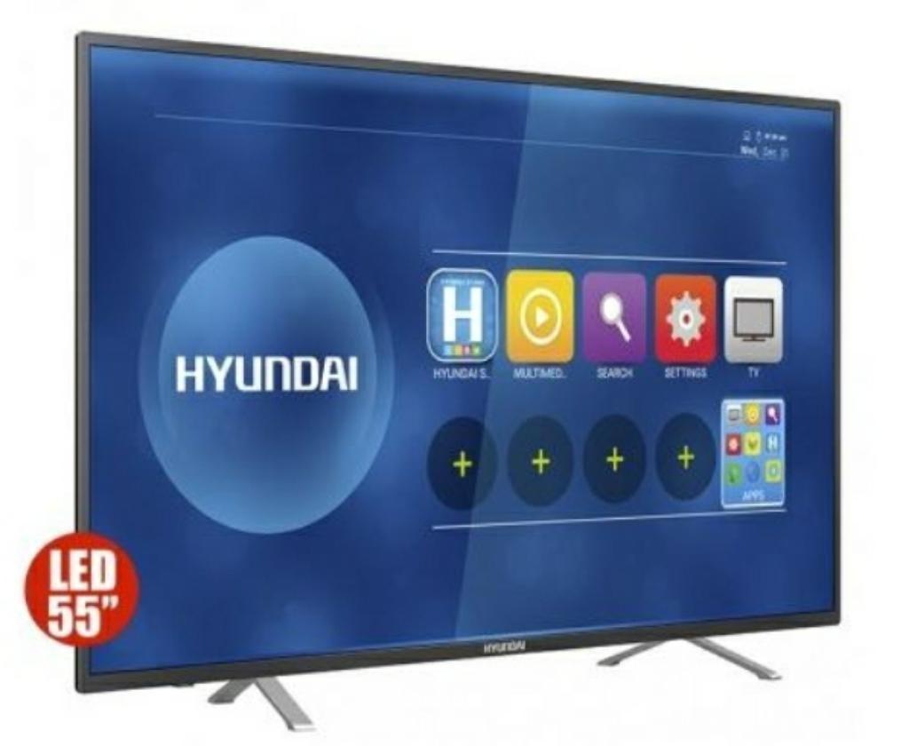 Vendo Tv Usado Led 55 Hyundai 4k