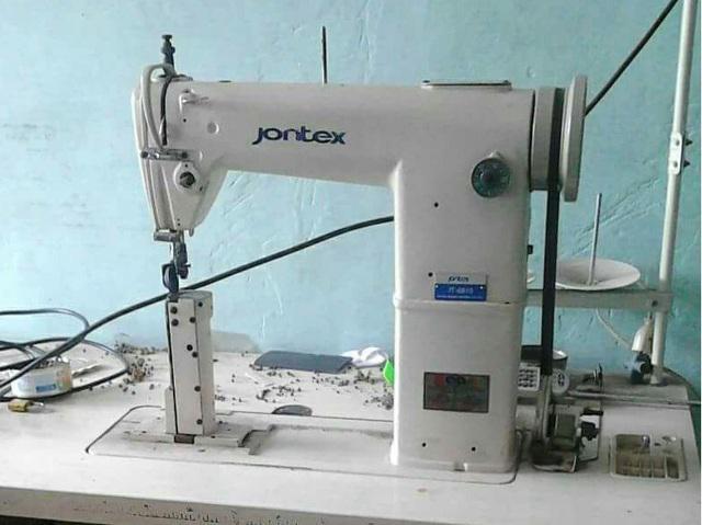 Vendo maquina de coser industrial para calzado