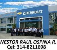 Venta de auto Chevrolet Spark en Popayán