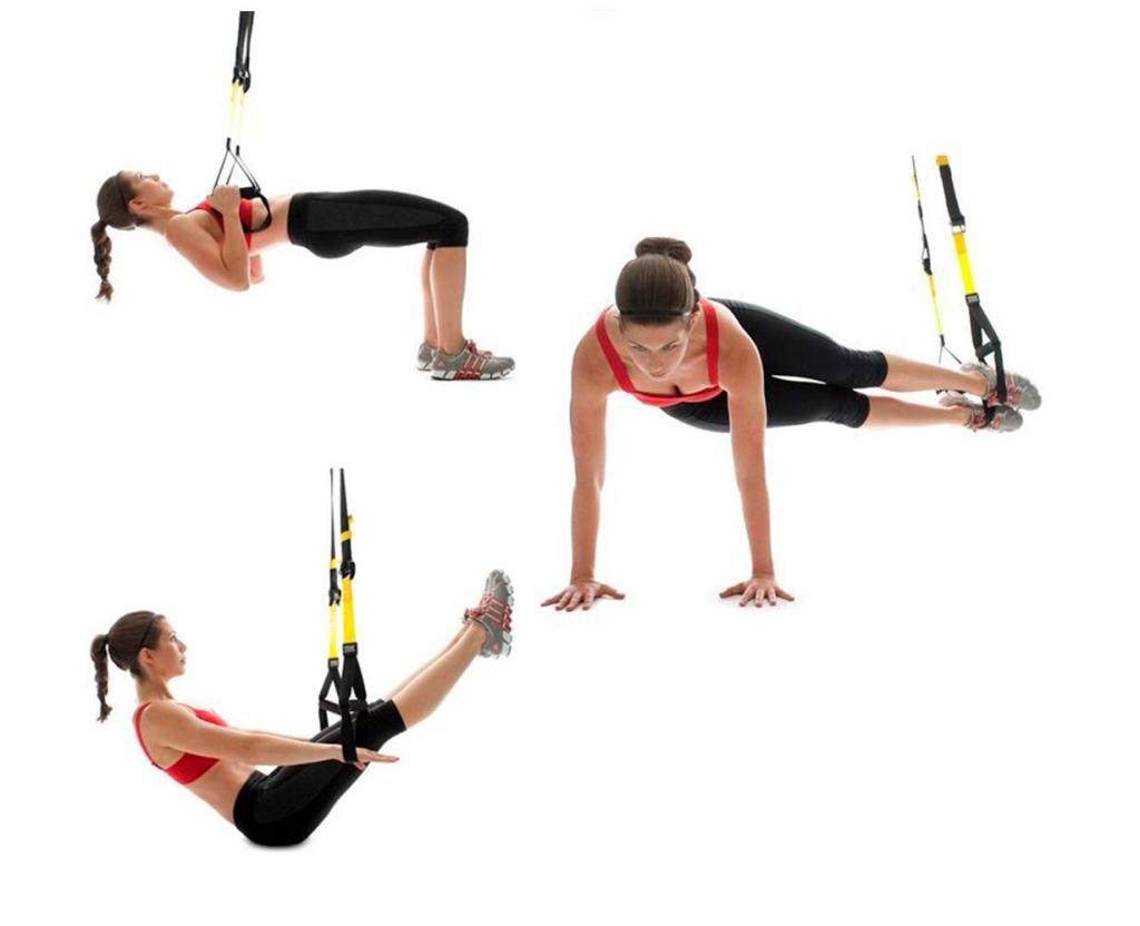 Banda De Suspensión Fitness TRX
