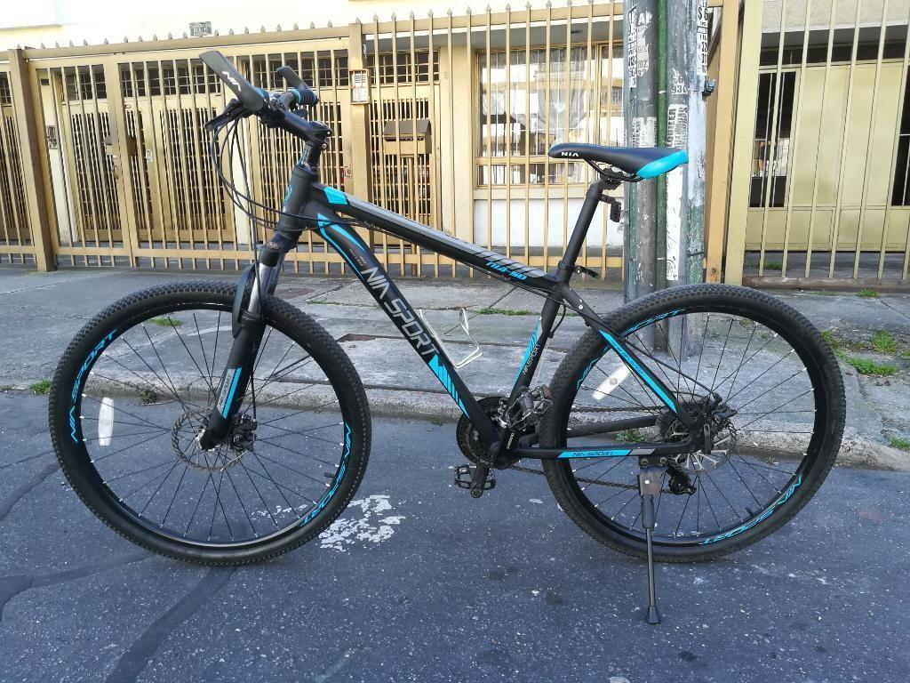 Bicicleta Aluminio Rin 27.5 nia Sport
