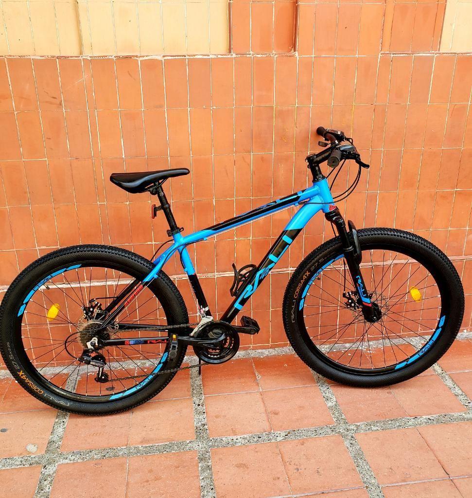 Bicicleta Mtb Rali R27.5 Montaña Tourney