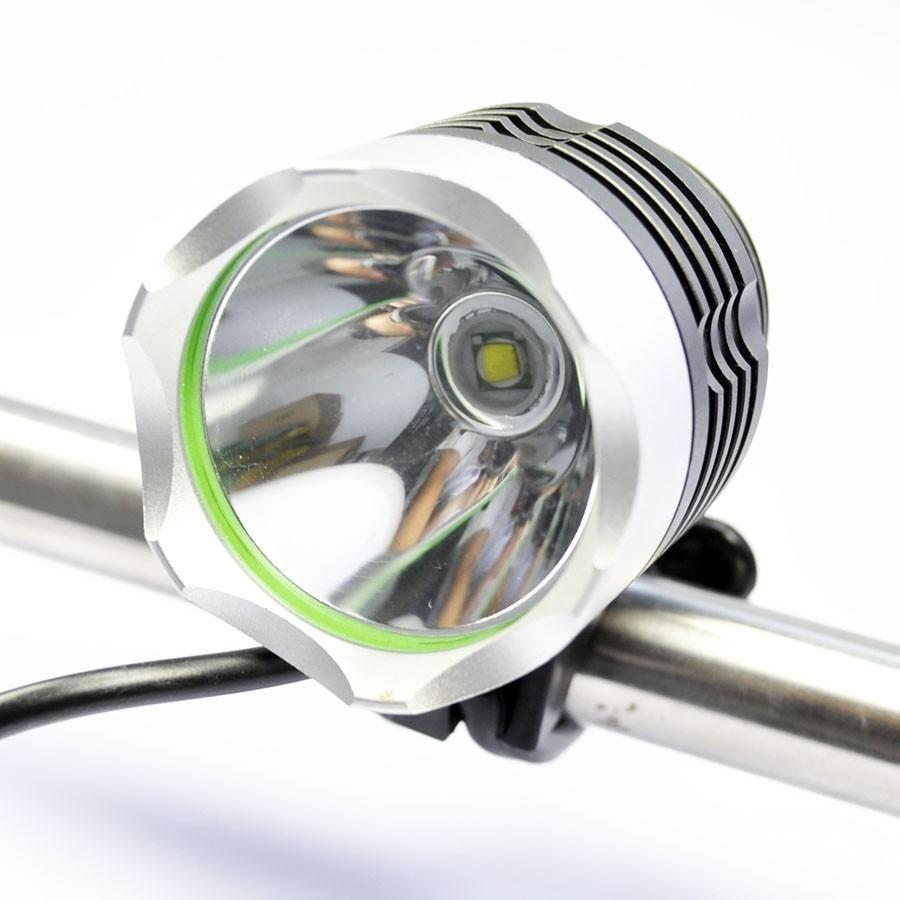 Luz Led Potente Bicicleta Recargable Delantera  lumen
