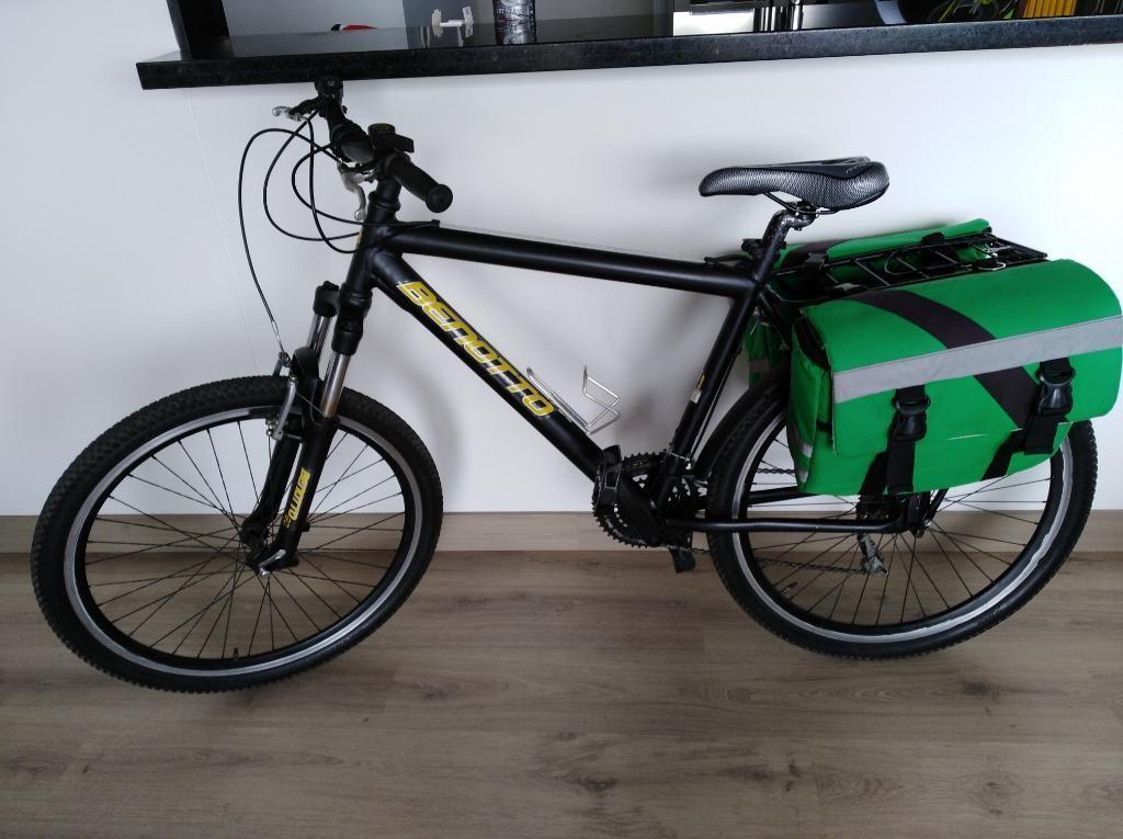 MI BICICLETA EN ALUMINIO R-26 y Partes de Bicicleta Aluminio