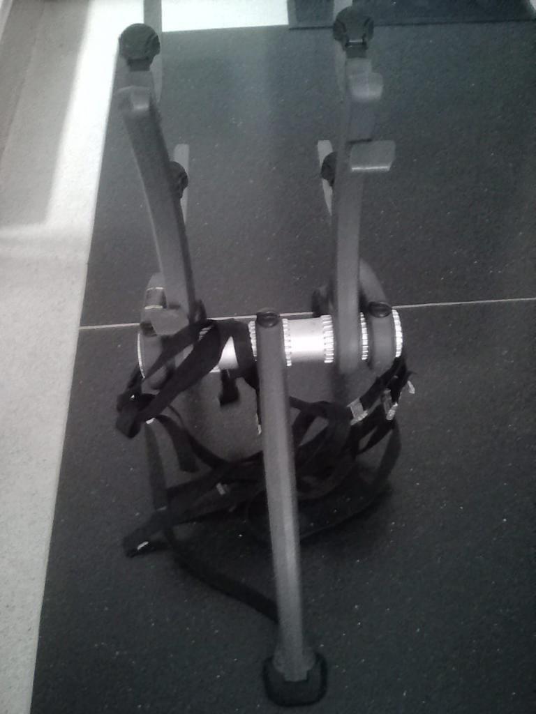 Soporte de Bicicleta 2 Puestos