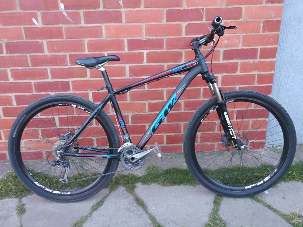 Vendo Bicicleta Gw Rin 29